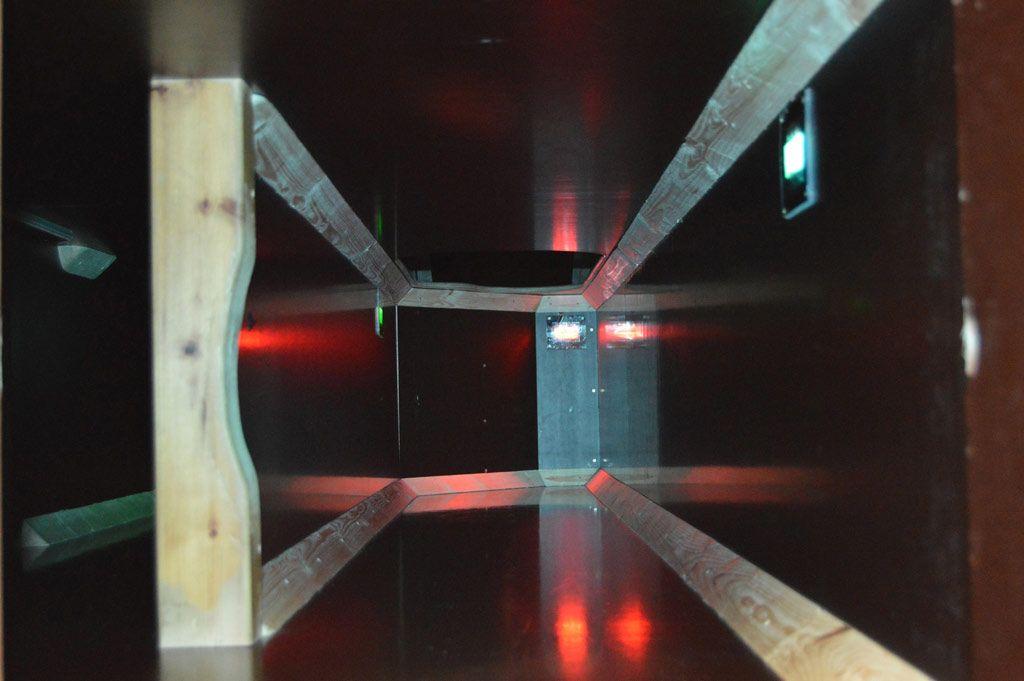 Galerie du Spéléo Box de 60 mètres